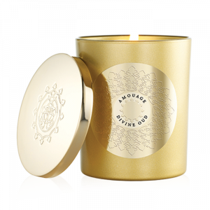 Divine Oud Candle
