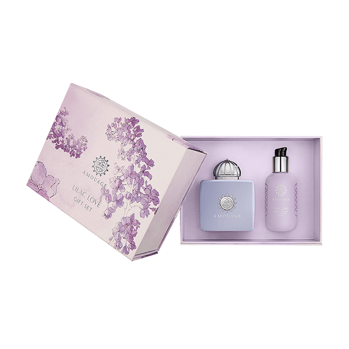 Lilac Love Gift Set