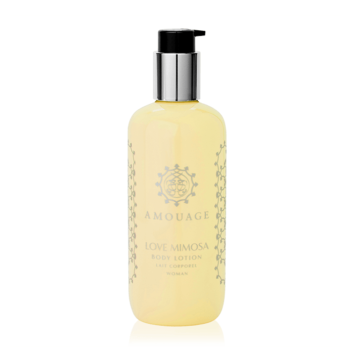 Love Mimosa Body Lotion