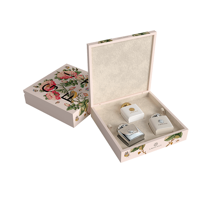 THE GRAND: FLORAL WOMAN 3x50ml