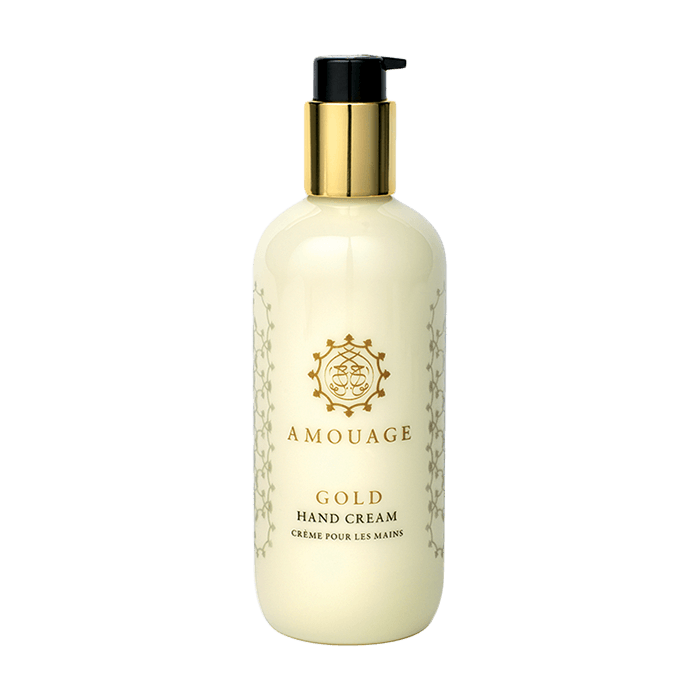 Gold Woman Hand Cream